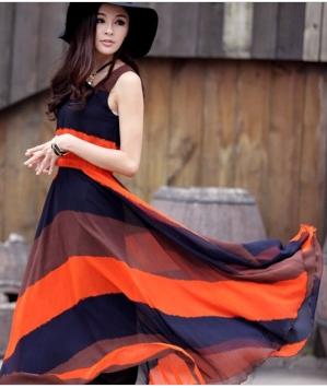 Bohemain Beach Dress